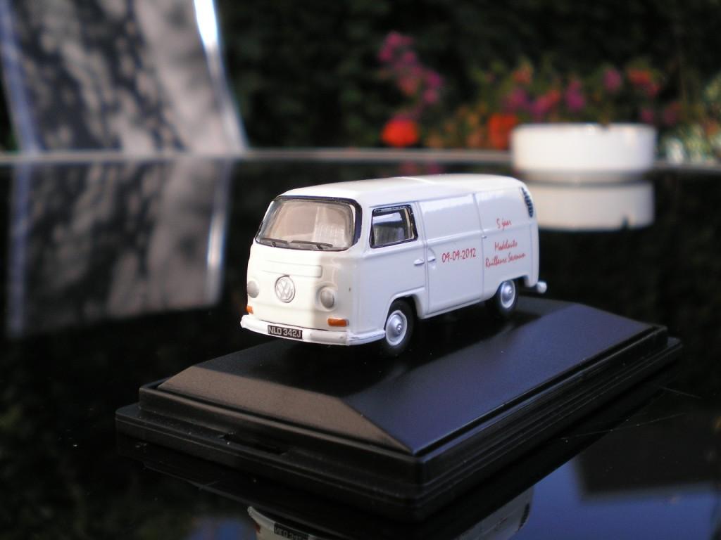 Volkswagenbusje T2